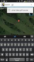 Screenshot of Maps Ruler 2