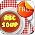 Alphabet Soup Words Free icon
