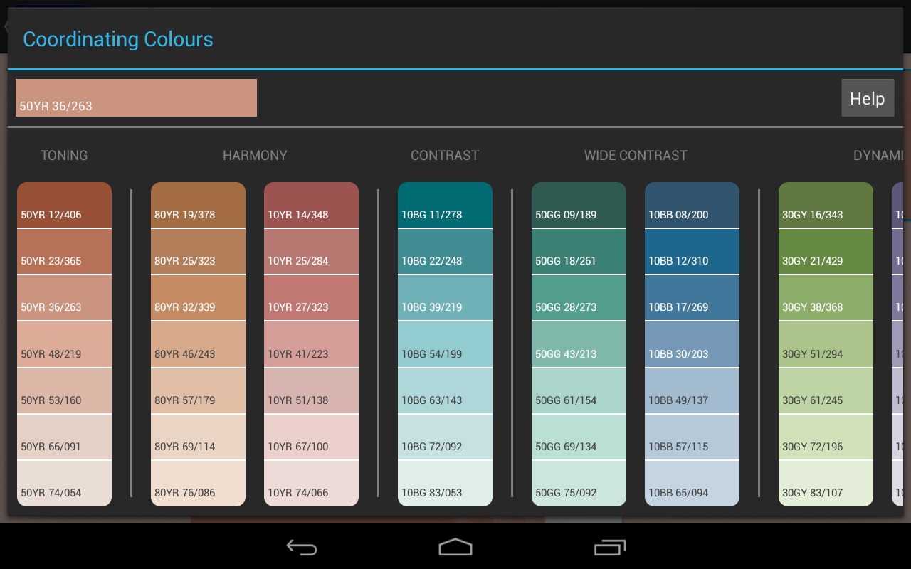dulux colour concept android apps auf google play