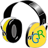 Minimalistic Web Radio Widget