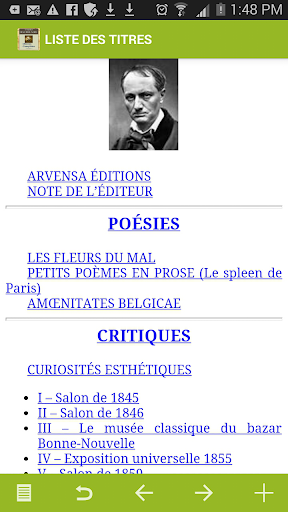 Baudelaire : Oeuvres complètes