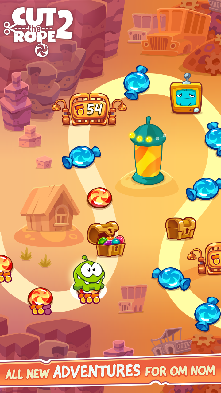 Cut the Rope 2 screenshot #18