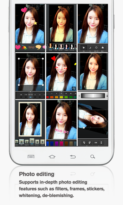 Face Photo-PhotoEditor&Studio - screenshot