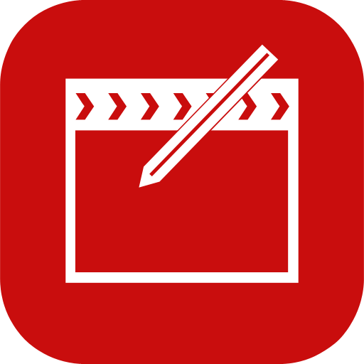 V-Edit (視頻編輯,視訊短片) 攝影 App LOGO-硬是要APP