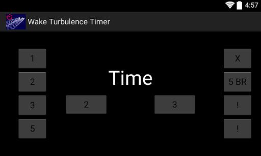Wake Turbulence Timer