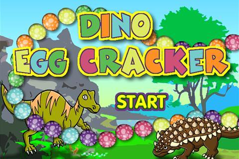 DinoGamez Egg Cracker