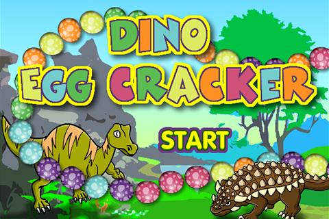 DinoGamez Egg Cracker- screenshot