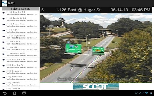 511 South Carolina Traffic- screenshot thumbnail