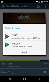 SoundSeeder Speaker Screenshot 4