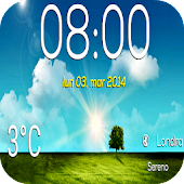 Galaxy S3 Zooper Widget