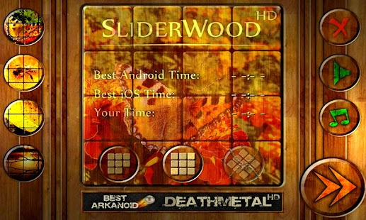 SliderWood HD- screenshot thumbnail