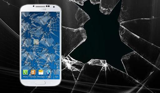 Broken Screen Cracked Screen
