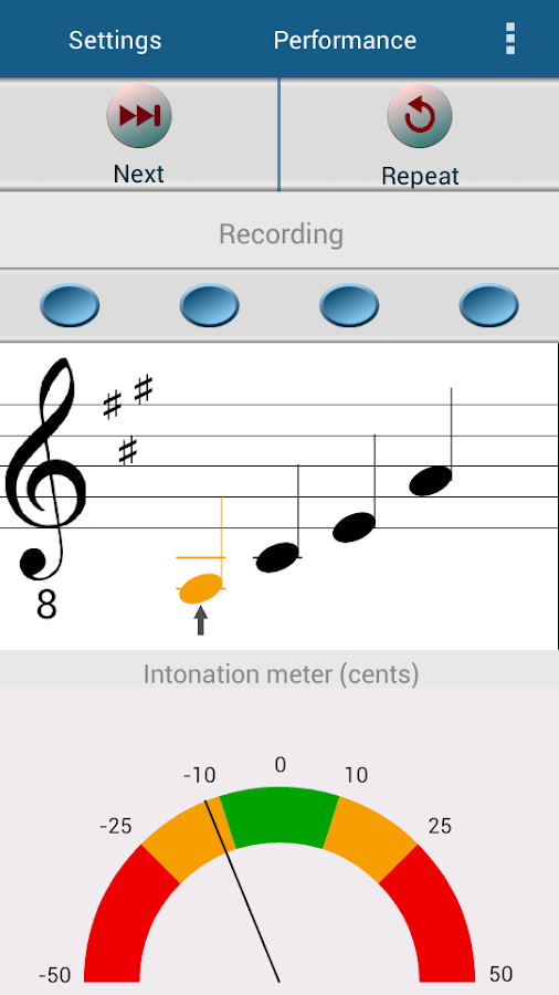 SingTrue: Learn to sing in tune, pitch perfect for iOS ...