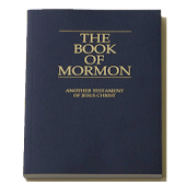 LDS Scriptures Book of Mormon
