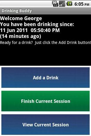 Drinking Buddy - screenshot