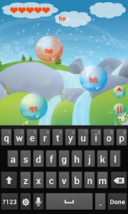 玩街機App|Bubble Bath Typing Free免費|APP試玩