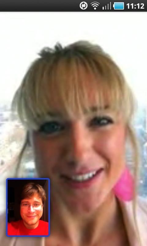 Seen: Video calls for Facebook- screenshot