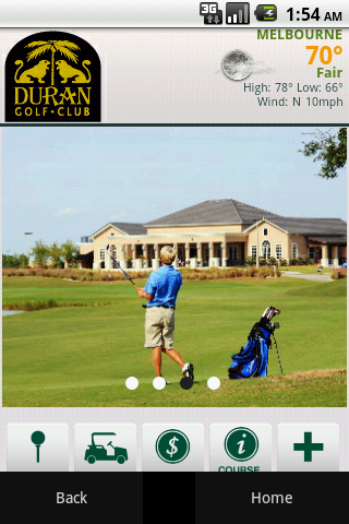 Duran Golf Club