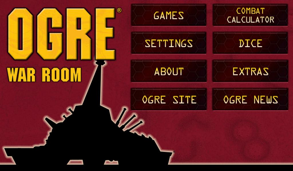 Ogre War Room- screenshot