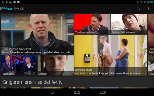 TV 2 PLAY - screenshot thumbnail