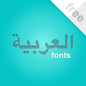 Flipfont New Arabic Font Style icon