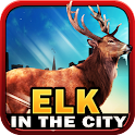 Elk in the City icon