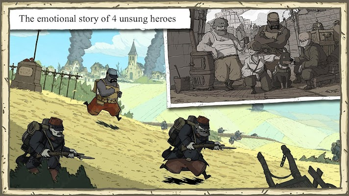 Valiant Hearts: The Great War - screenshot