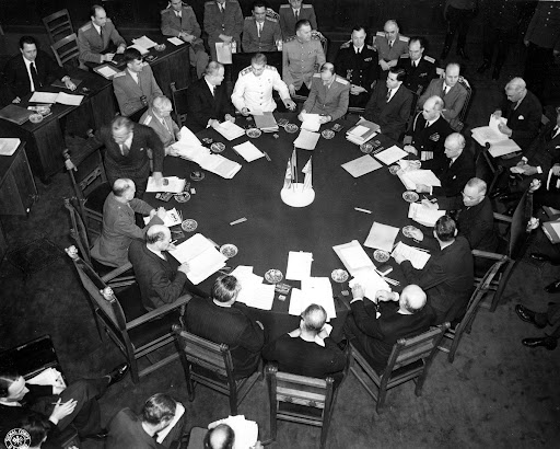 Final Meeting of the Potsdam Conference