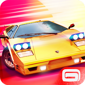 Gameloft Asphalt OverDrive v1.0.0k (Mod Money)