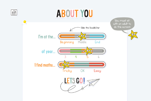 DoodleMaths Primary Maths
