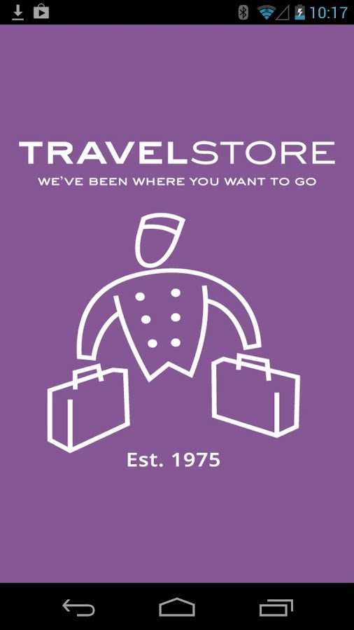 TravelStore - screenshot