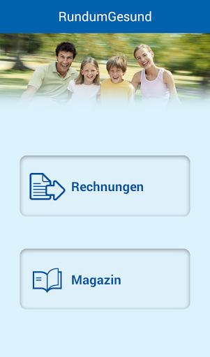 RundumGesund-App der UKV AG