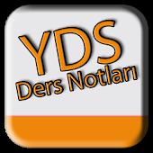 YDS Ders Notları 2014
