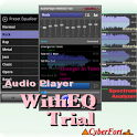 Audio Player WithEQ Trial icon