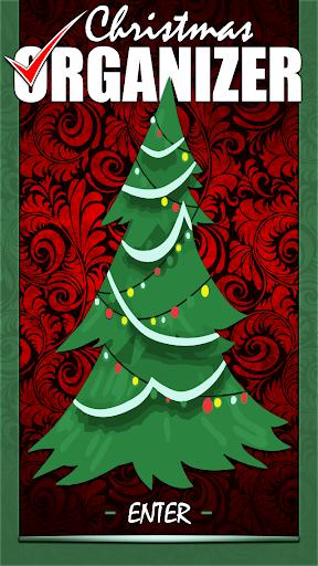 Christmas Organizer Countdown
