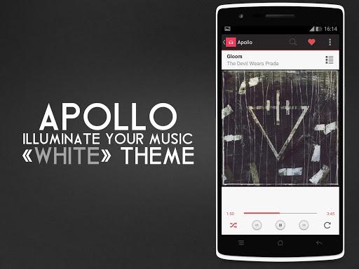Apollo White - Theme