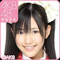 AKB48きせかえ(公式)渡辺麻友ライブ壁紙-TP-