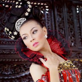 wanda by Arief Wijayanto - People Portraits of Women
