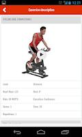 Screenshot of Trainingym