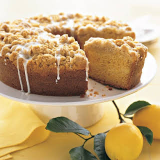 Meyer Lemon Coffee Cake.