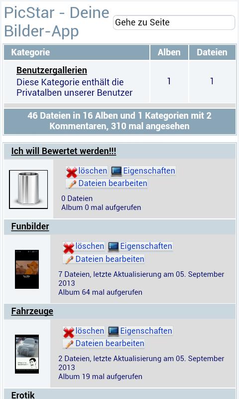 PicStar - screenshot