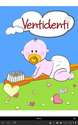 Ventidenti Igiene dentale 0-3