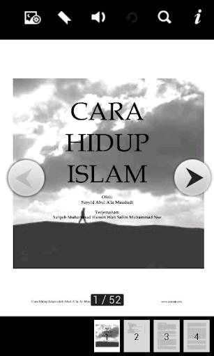 免費下載書籍APP|Cara Hidup Islam app開箱文|APP開箱王