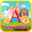 Learn ABC (English for Kids) icon