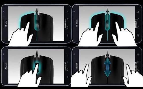 Accelerometer Mouse Screenshot 16