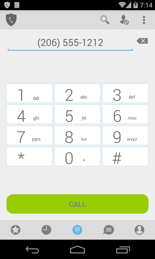 Call Control Call Blocker Android Apps On Google Play