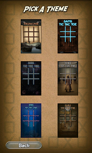 Tic Tac Toe 6 Themes Sams- screenshot thumbnail