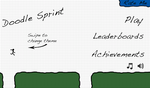 Doodle Sprint!- screenshot thumbnail