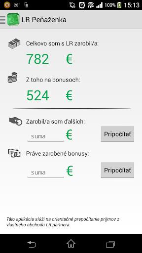 LR Peňaženka