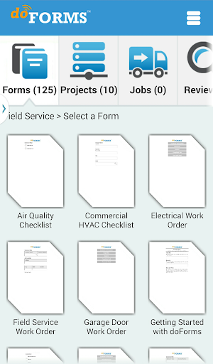 doForms Easy Forms Apps